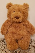 "Jellycat Bartholomew Brown Bear 11"" Stuffed Animal Plush"