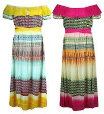 Cotton Plus Size Maxi Dresses for Women