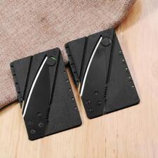 la tarjeta de crédito de tamaño navaja de bolsillo Mini herramienta Monedero