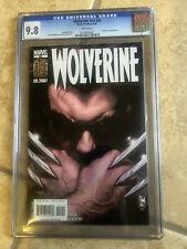 "WOLVERINE Vol. 3 #55 cgc 9.8 ""Death"" of Sabretooth - Marvel 2007"