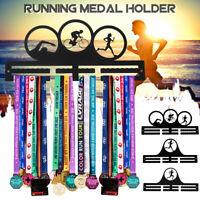 Iron Sport Rack Medal Hanger Runner Running Holder Display Wall Mounted Decor