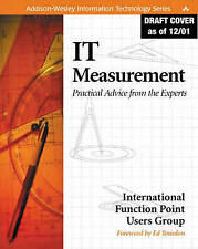 USED (VG) IT Measurement: Practical Advice from the Experts