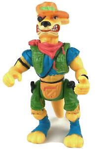 1991 TMNT Walkabout Figure Playmates Teenage Mutant Ninja Turtles