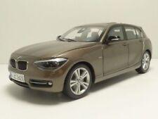 BMW SERIE 1 berline 125i bronze Sparkling 1/18 F20 130i 116d