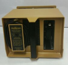 VINTAGE AUDISCAN 2000 117 VAC 60 Hz Only PROJECTOR 135 watts Extremely Rare