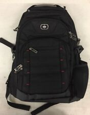 "OGIO Prospect Backpack Black w/ 17"" Laptop Tech Vault Armored Pocket BRAND NEW"