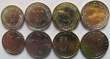 New!!!Libya set of 4 coins 2014 (50+100 Dirham + 1/4 + 1/2 dinar) UNC