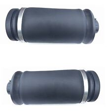 Mercedes Self Leveling Rear Air Suspension Bellows PAIR GL GLE ML Class NEW!