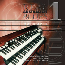Real Australian Blues Volume One. Brand New CD - Latest Remastered edition