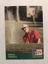 New listing 1991 Pro Set #107 - Doug Tewell - Golf