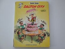 LUCKY LUKE DALTON CITY EO1969 ABIME/BE MORRIS edition originale