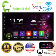 "Quad Core Android 6.0 3G WIFI 7"" Double 2DIN Car Radio Stereo MP5 Player GPS"
