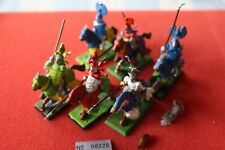 Games Workshop Warhammer Bretonnian Bretonnia Knights of the Realm x6 Knight OOP