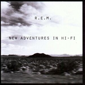 R.E.M. New Adventures In Hi-Fi CD NEW (STORE DISPLAY COPY)