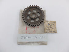 HONDA CB125 Twin Cb125k5 Counter Shaft Gear NOS Genuine 23420-246-020