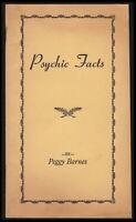 Psychic Facts Peggy Barnes Psychical Mediumship Spiritualist Mediumship ESP Mind