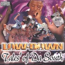 New: Low Down: Tales of Da South  Audio Cassette