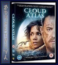 CLOUD ATLAS -  Tom Hanks & Halle Berry  *BRAND NEW DVD *