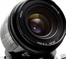 Minolta Sony 28 mm F/2.0 AF Lens Minolta/Sony A-mount Konica Maxxum Dynax Alpha