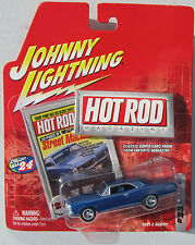JOHNNY LIGHTNING R2 HOT ROD MAGAZINE 1966 PONTIAC #23/24