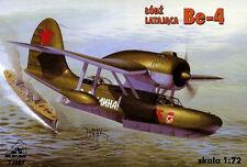 BERIEV Be 4/KOR 2  - WW II SOVIET FLYING BOAT 1/72 RPM (mig la yak) RARE!