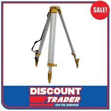 Dome Aluminium Tripod – Topcon, PLS + more, Suites Laser Levels RL-H4C 07-10-DT