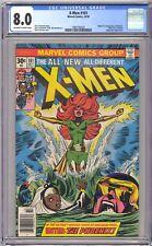 X-MEN #101 - CGC 8.0 OW/WP - VF -  1ST PHOENIX