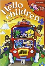 New Hello children 4 - pupil's book + Fun book + My Portfolio