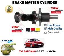 FOR VW GOLF MK3 RHD 2.0 GTI 2.8 VR6 1992-1997 NEW BRAKE MASTER CYLINDER