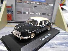 TATRA 603 T600 Limousine 1957 schwarz black Atlas IXO Altaya 1:43