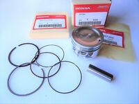 HONDA MSX125 GROM PISTON & RINGS SET 2013 2014 2015 ** GENUINE & UK STOCK **
