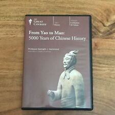 Great Courses From Yao To Mao 5000 Years Chinese History Kenneth Hammond (6) DVD