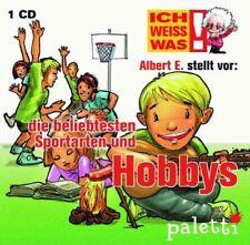 Neu + OVP: CD - Ich weiß was - Albert E. erklärt die beliebtesten Sportarten