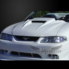 T5s type for 1994 1995 1996 1997-1998 Ford Mustang  fiberglass hood body kits
