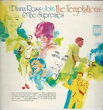 Diana Ross Join The Temptations & The Supremes '68 LP I'm Gonna Make You Love Me