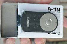 Genuine Canon RC-6 Remote Controller for Rebel SL1 XT T2 T3i T4i T5i T6i T6s T7i
