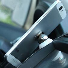 Magnetische Handyhalterung 360° KFZ Magnet Halter Navi Handy iPhone Samsung Neu