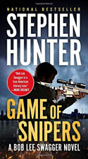 Game of Snipers by Stephen Hunter (english) Paperback Book