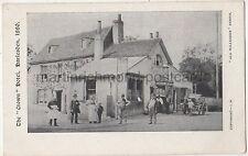 The Crown Hotel Harlesden in 1880, London Old Willesden Series Postcard B779