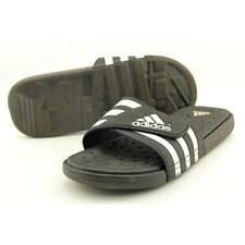 Scarpe da uomo neri ciabatte adidas