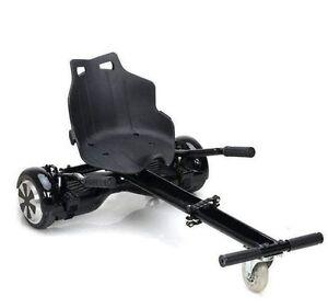 Hoverkart Go Kart Adjustable HoverGoKart For Swegway Electric Hover Scooter UK