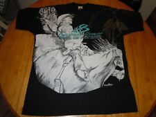 Rodeo America Vintage Mens Xl 8 Seconds Forever Shirt Professional Rodeo Cowboys