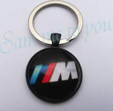 BMW M Series Style Key Ring Cabochon Stylish M3, M5 Gift, UK fast & FREE p&p