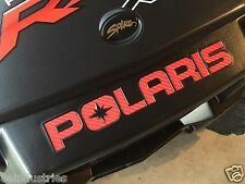 2015-2017 Polaris RZR 900s 900 900xc Inlay Decals FULL SET - Red Carbon Fiber
