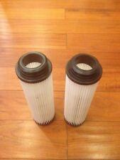 2 PCS filters for HOOVER Twin Cartridge HEPA Vacuum 40140201 WindTunnel 43611042