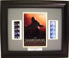 New listing The Shawshank Redemption Framed Movie Film Cell Tim Robbins