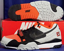 Nike Air Trainer 2 Premium QS Barry Sanders Safari SZ 9.5 ( 632193-002 )