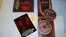 The Texas Chainsaw Massacre (DVD, 2004, New Line Platinum Series, 2 Disc Box)