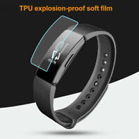 HIGH CLEAR TPU SCREEN PROTECTOR FILM FOR FITBIT INSPIRE HR/FITBIT INSPIRE NEW