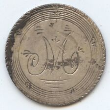 Love Token 1858 Canadian 20C (#6703) Carefully Check out the Photos.